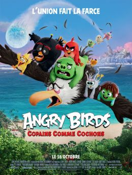 telecharger Angry Birds : Copains comme cochons