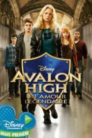 telecharger Avalon High : un amour légendaire