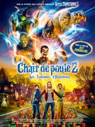 telecharger Chair de poule 2 : Les Fantômes d'Halloween