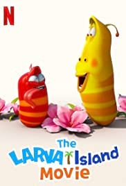 telecharger LARVA ISLAND : LE FILM