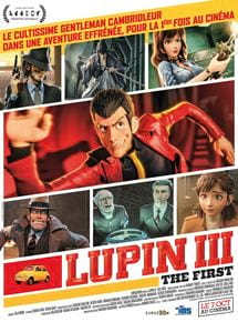 telecharger LUPIN III: THE FIRST