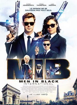 telecharger Men In Black: International sur zone telechargement