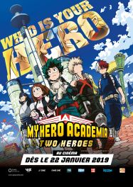 telecharger My Hero Academia : Two Heroes (CGR Events 2019) sur zone telechargement