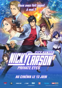 telecharger Nicky Larson Private Eyes