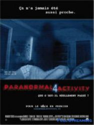 telecharger Paranormal Activity 4