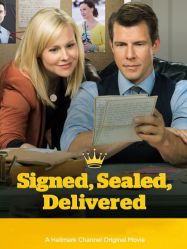 telecharger Signed, Sealed, Delivered Saison 04