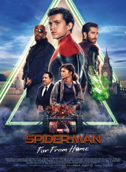 telecharger Spider-Man: Far From Home sur zone telechargement